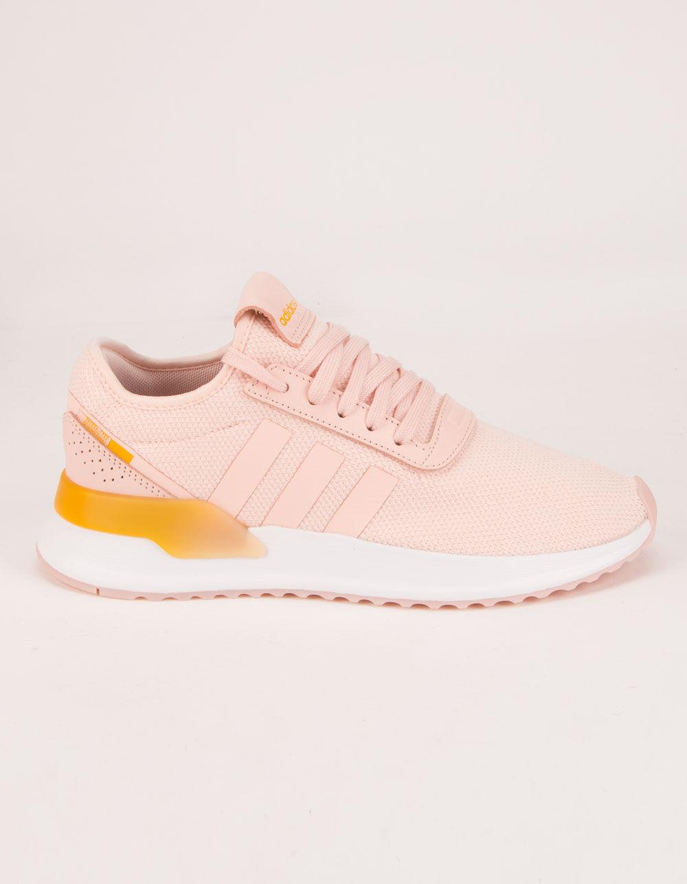 ADIDAS U_Path X Icey Pink & Cloud White Shoes