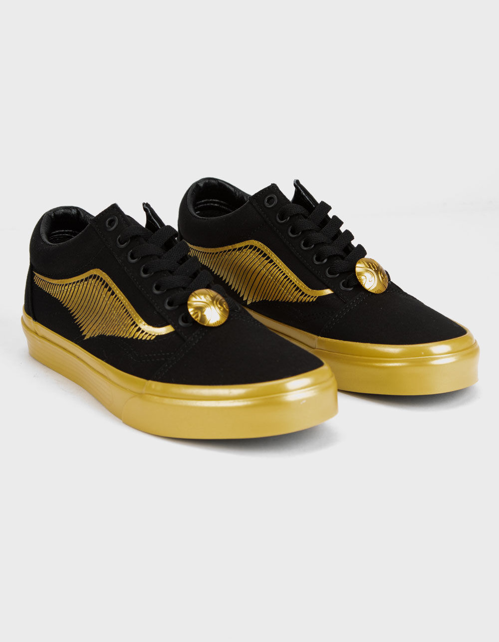 VANS x Harry Potter Golden Snitch Old Skool Shoes