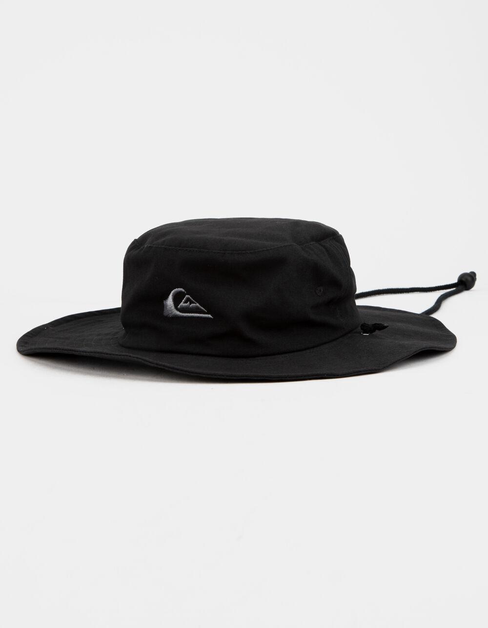 QUIKSILVER Bushmaster Black Bucket Hat