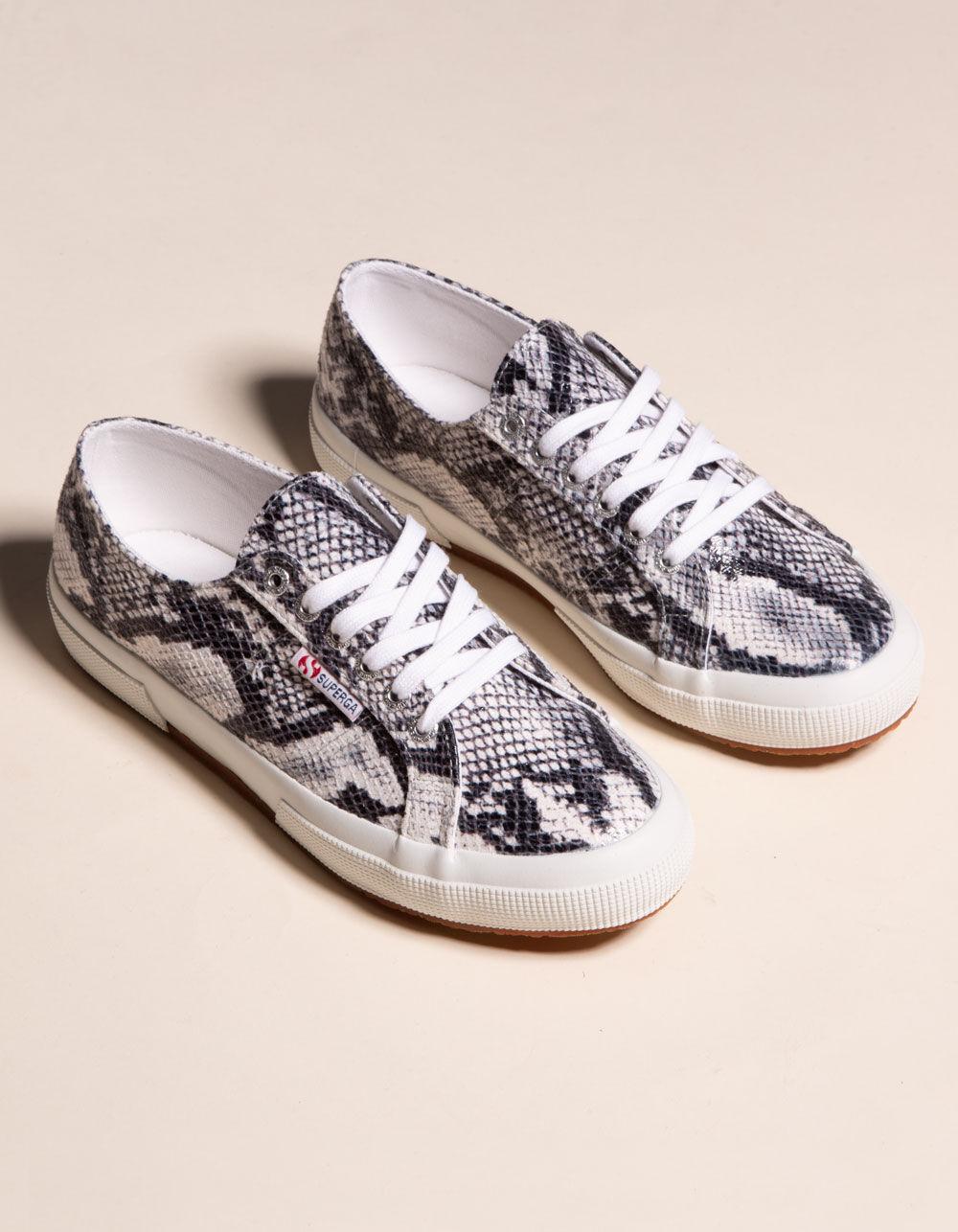 SUPERGA 2750 Pufanw Snake Shoes