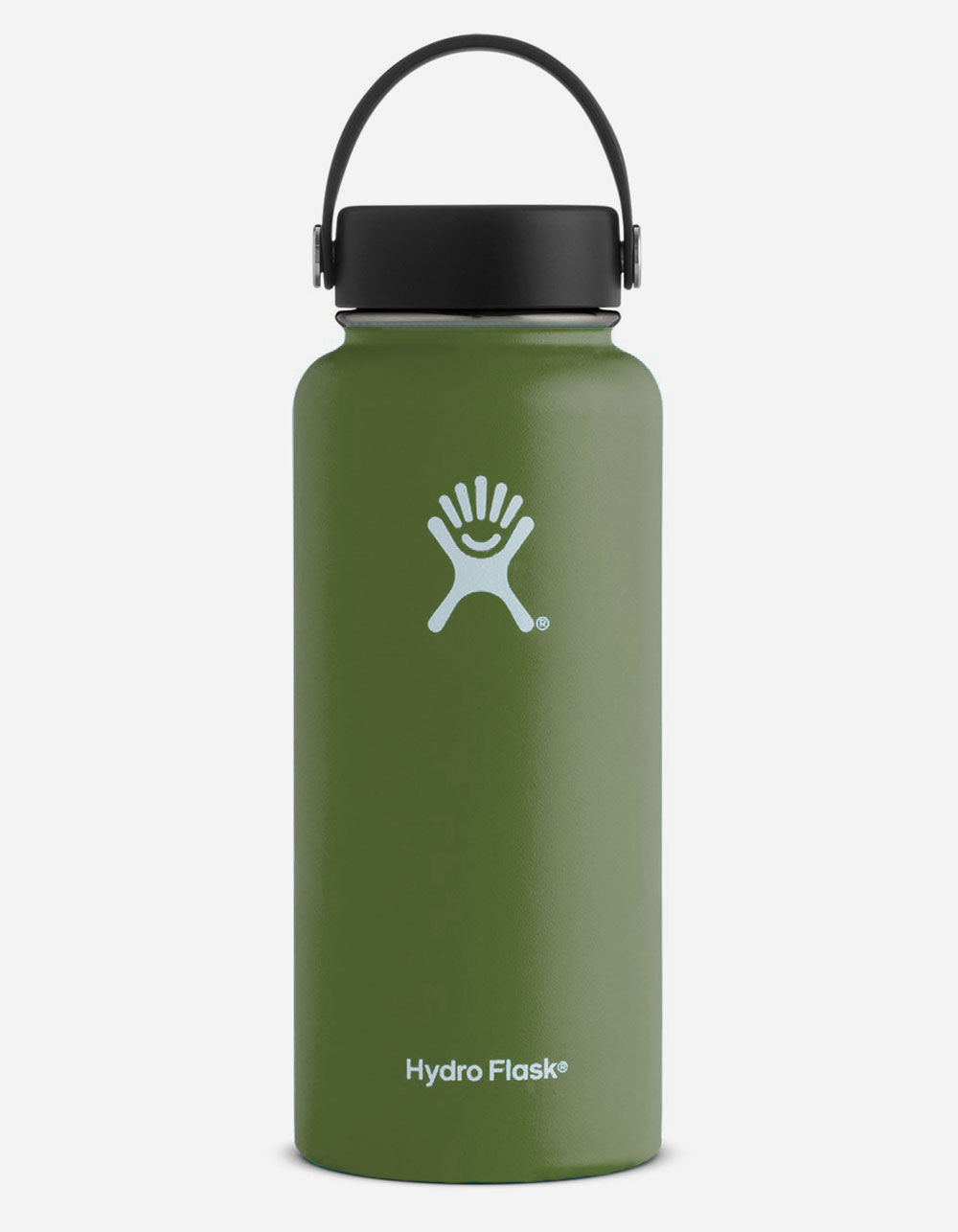 HYDRO FLASK Olive 32oz Wide Mouth Water Bottle