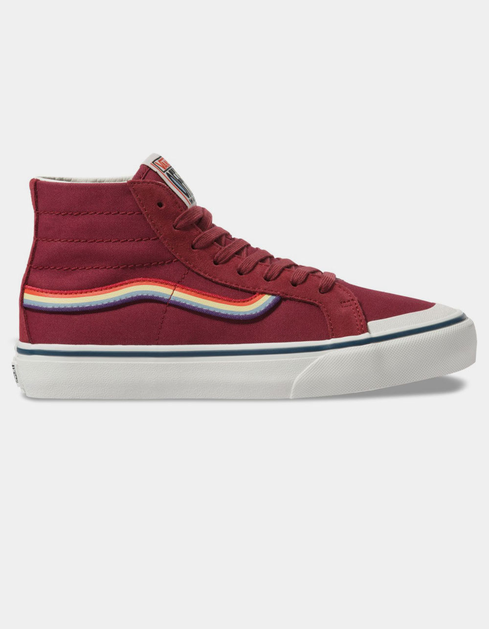 VANS Sk8-Hi 138 Decon Rad Rainbow Shoes