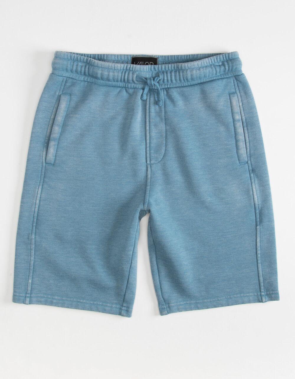 VALOR Phoenix Boys Blue Sweat Shorts
