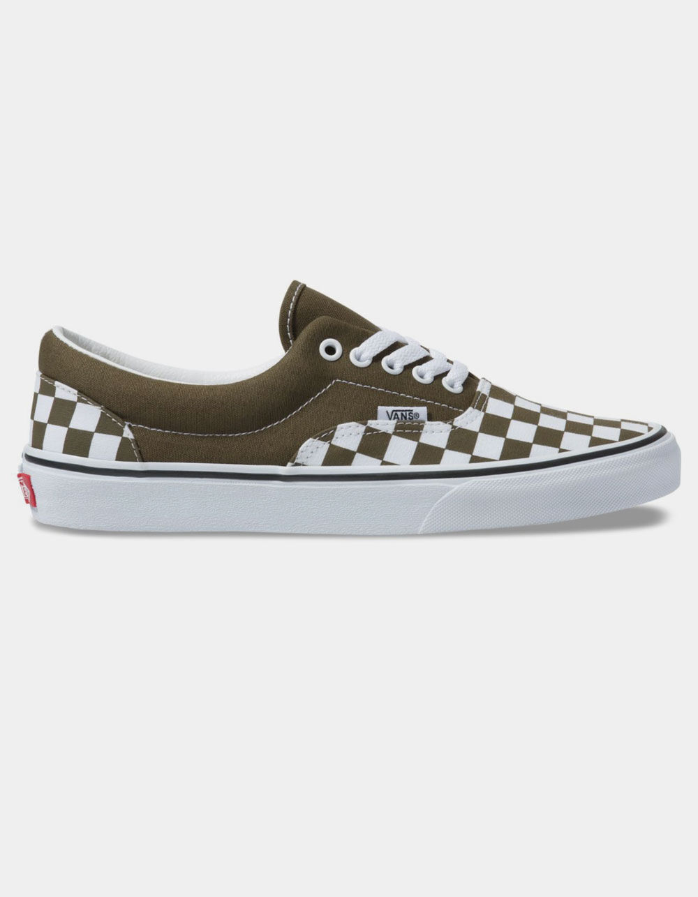 VANS Checkerboard Era Beech & True White Shoes