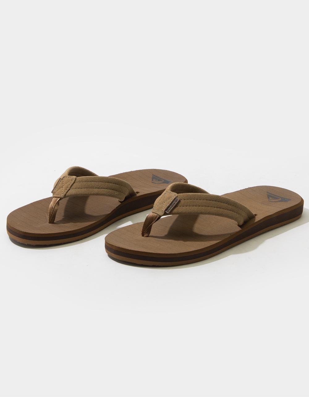 QUIKSILVER Carver Suede Sandals