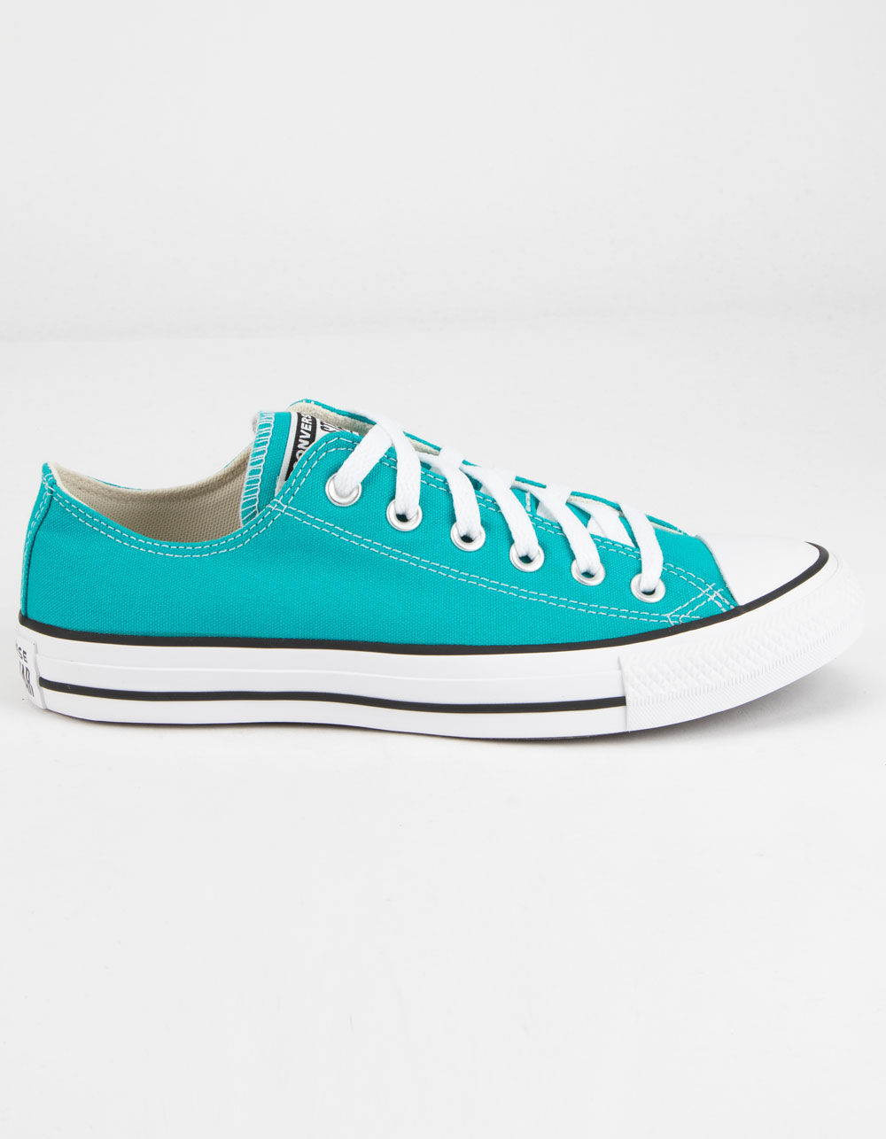 CONVERSE Chuck Taylor All Star Seasonal Color Green Low Top Shoes