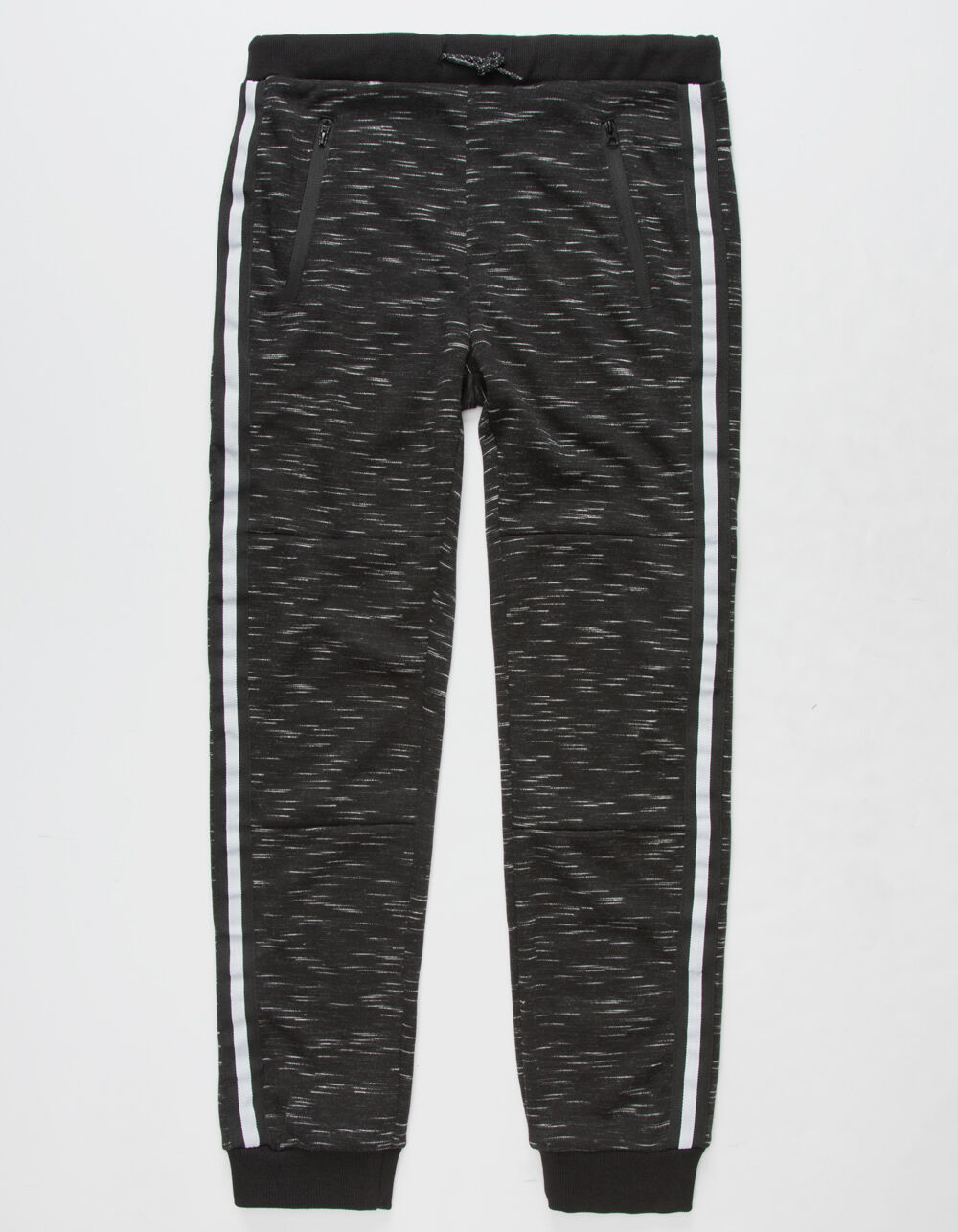 Image of EAST POINTE MARLED KNIT BOYS JOGGERS