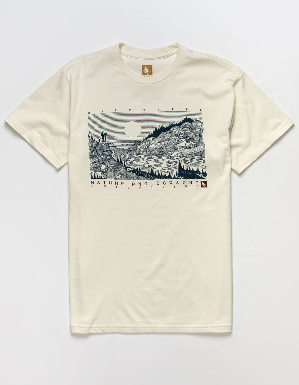 Image of HIPPYTREE Estuary T-Shirt