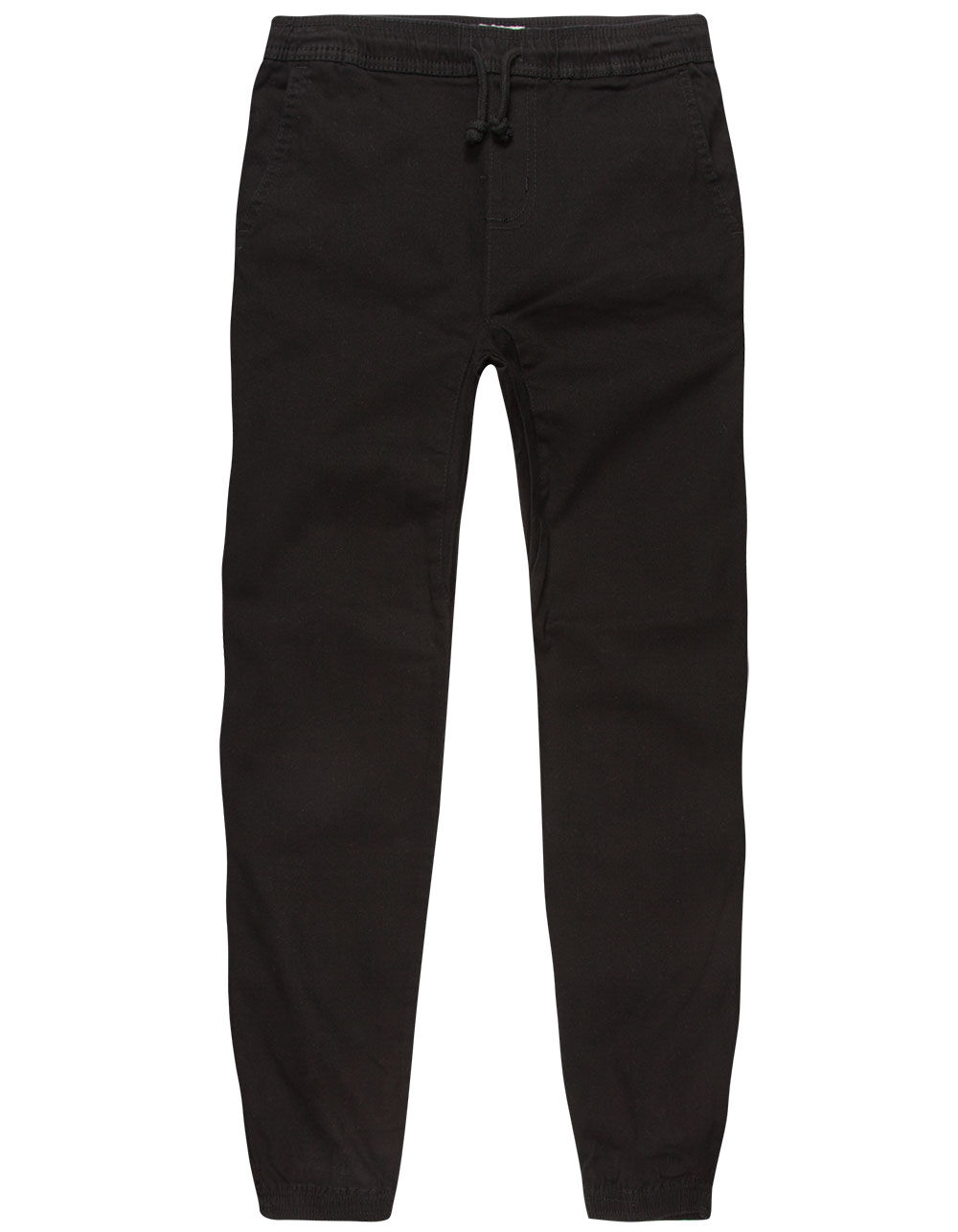 Image of CHARLES AND A HALF BOYS TWILL JOGGER PANTS