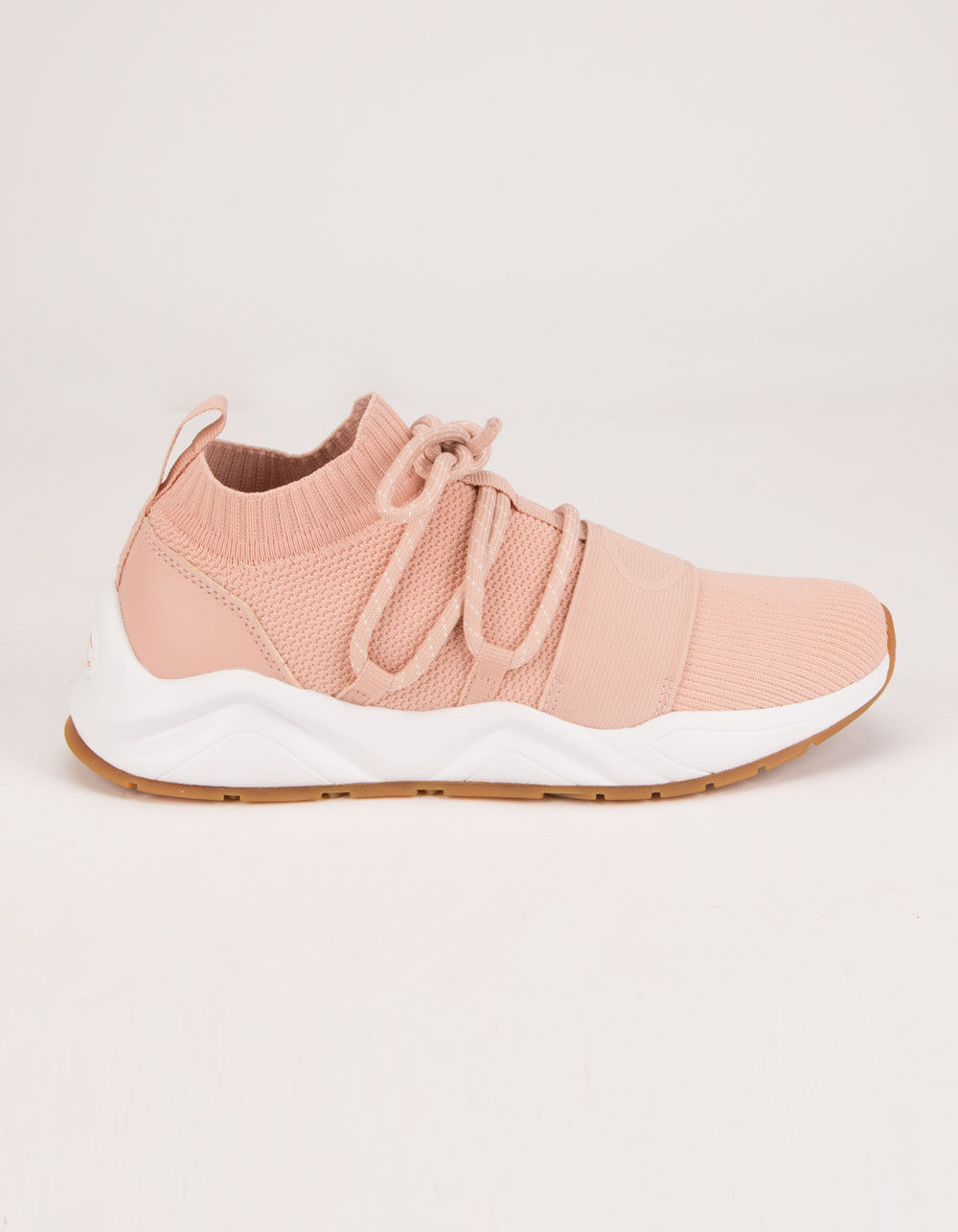 CHAMPION Rally Hype Low Spiced Almond & White Shoes