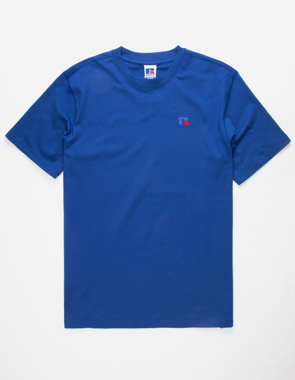 RUSSELL ATHLETIC Baseliner Royal T-Shirt