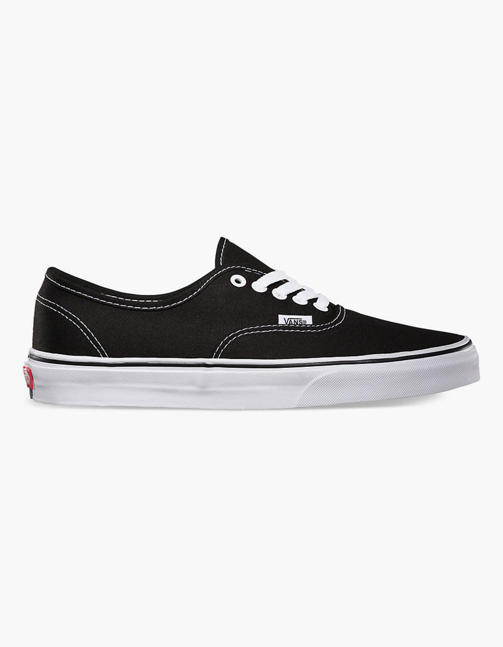 VANS Authentic Black Shoes