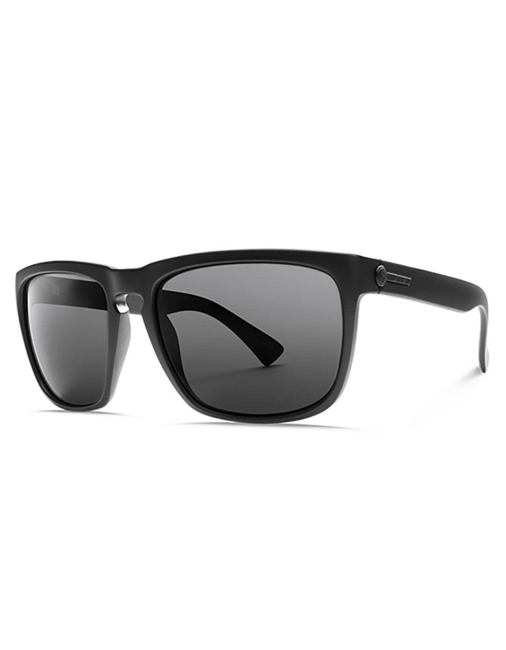 ELECTRIC Knoxville XL Polarized Matte Black Sunglasses