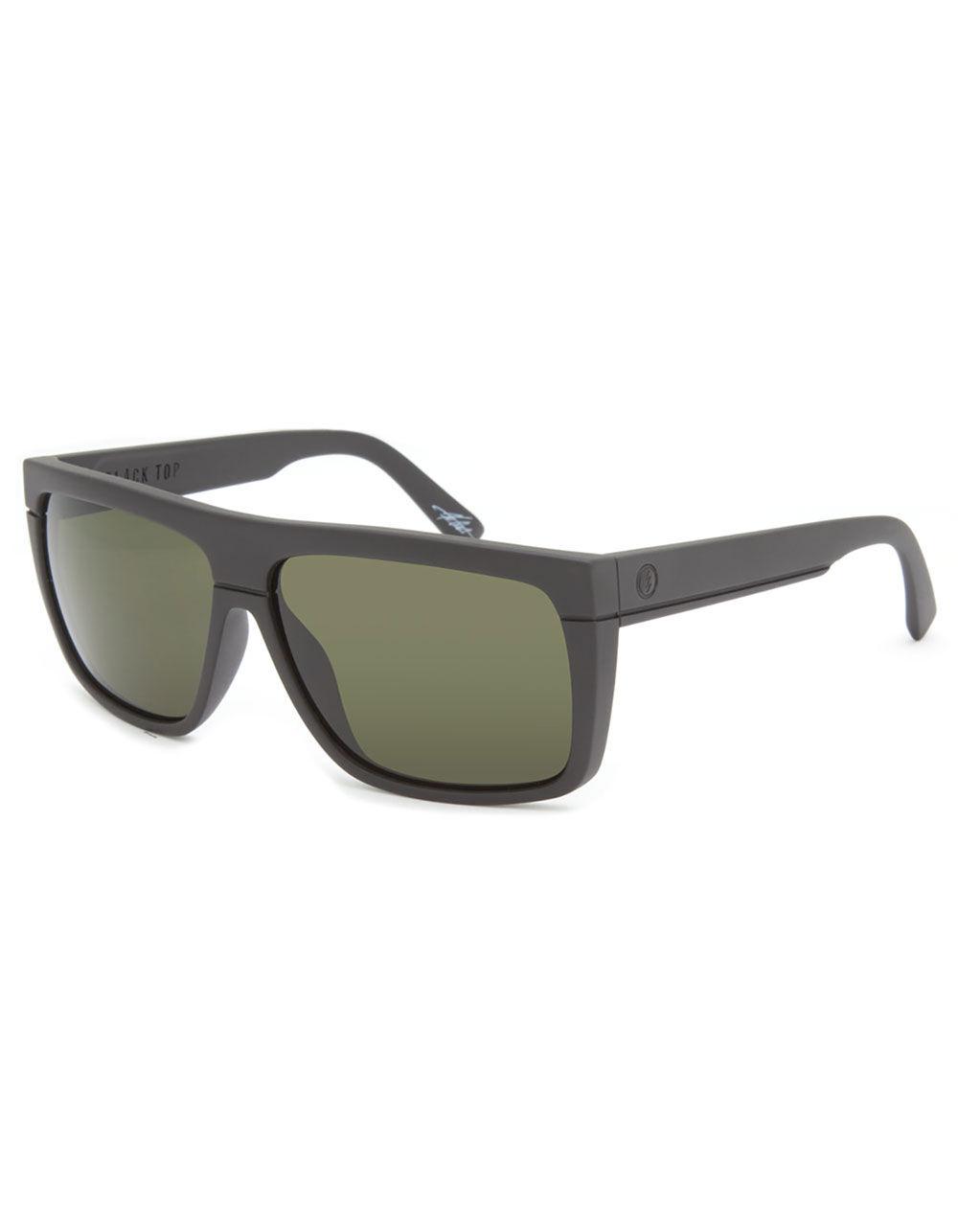 ELECTRIC Black Top Sunglasses