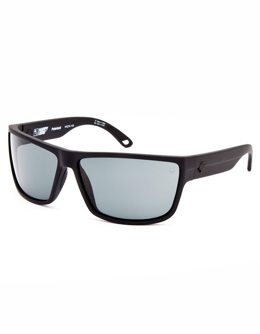 SPY Happy Lens Rocky Polarized Sunglasses