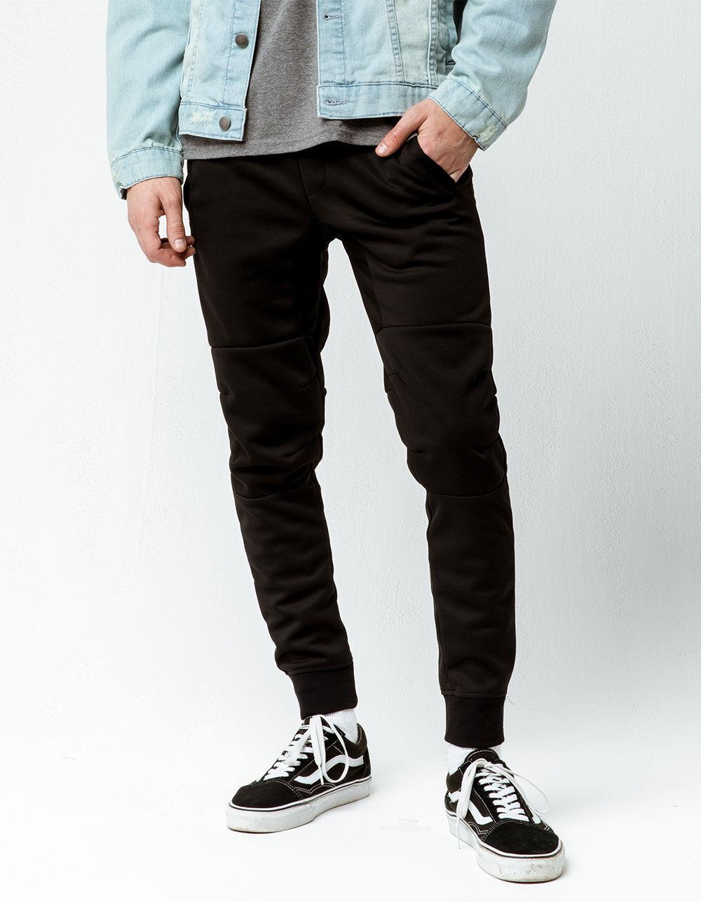 Image of BROOKLYN CLOTH MESH JOGGER PANTS