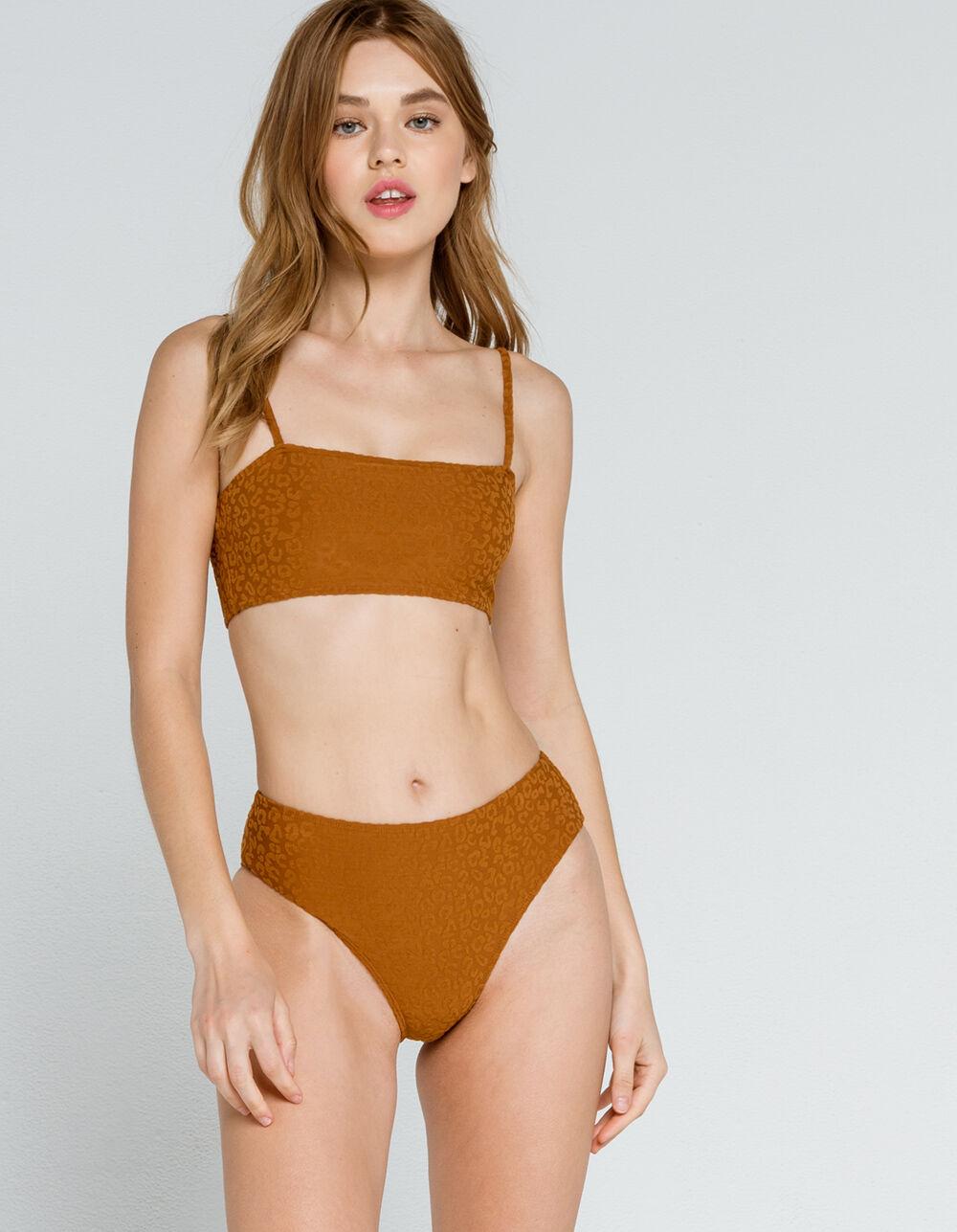 FULL TILT High Waist Bikini Bottoms