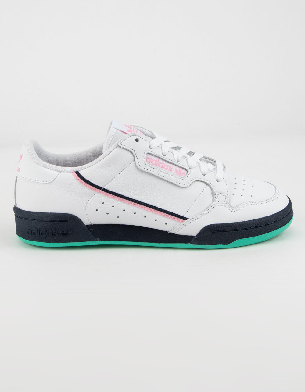ADIDAS Continental 80 Future White & True Pink Shoes