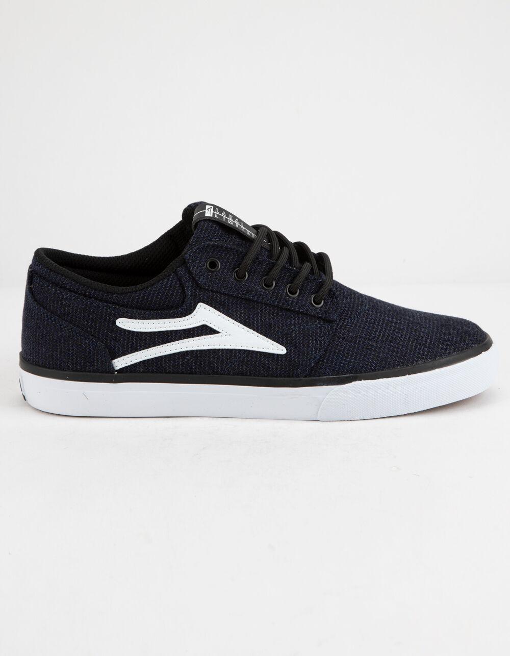LAKAI Griffin Midnight Textile Shoes