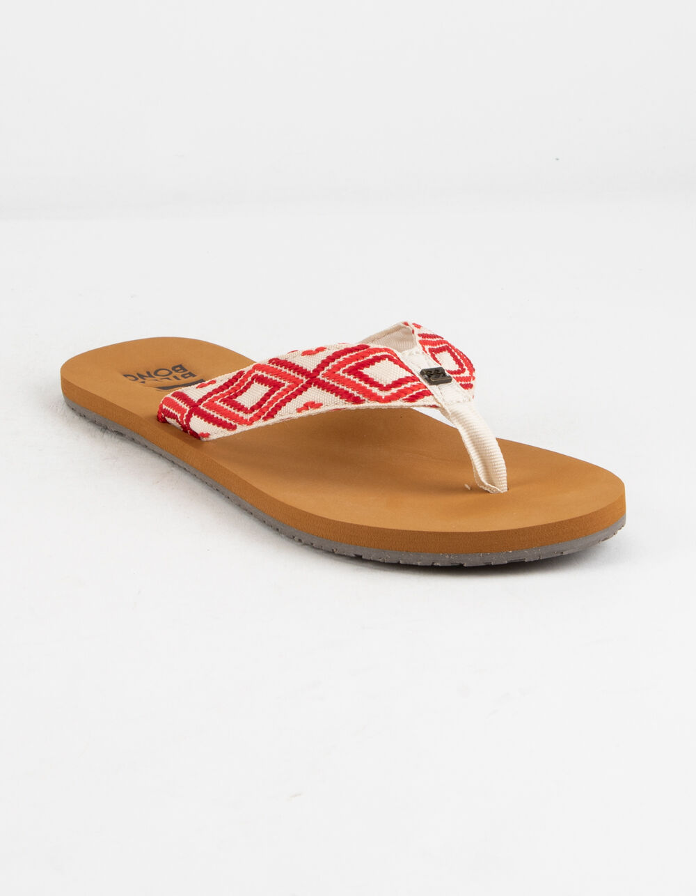 BILLABONG Baja Sunset Red Sandals