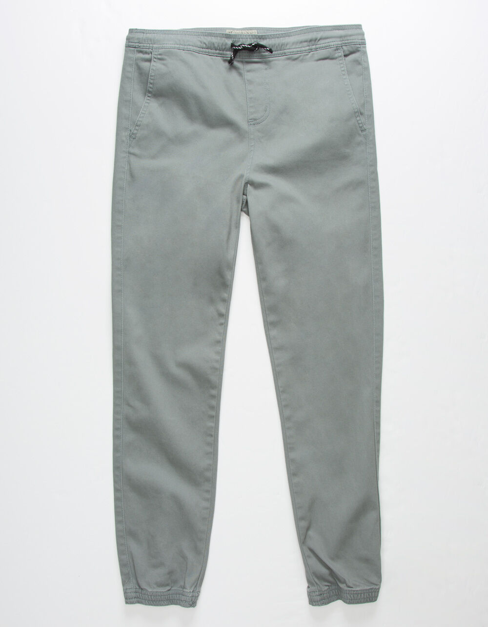 CHARLES AND A HALF Classic Slate Blue Boys Jogger Pants