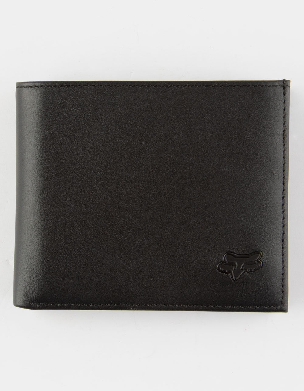 Image of FOX BIFOLD LEATHER WALLET