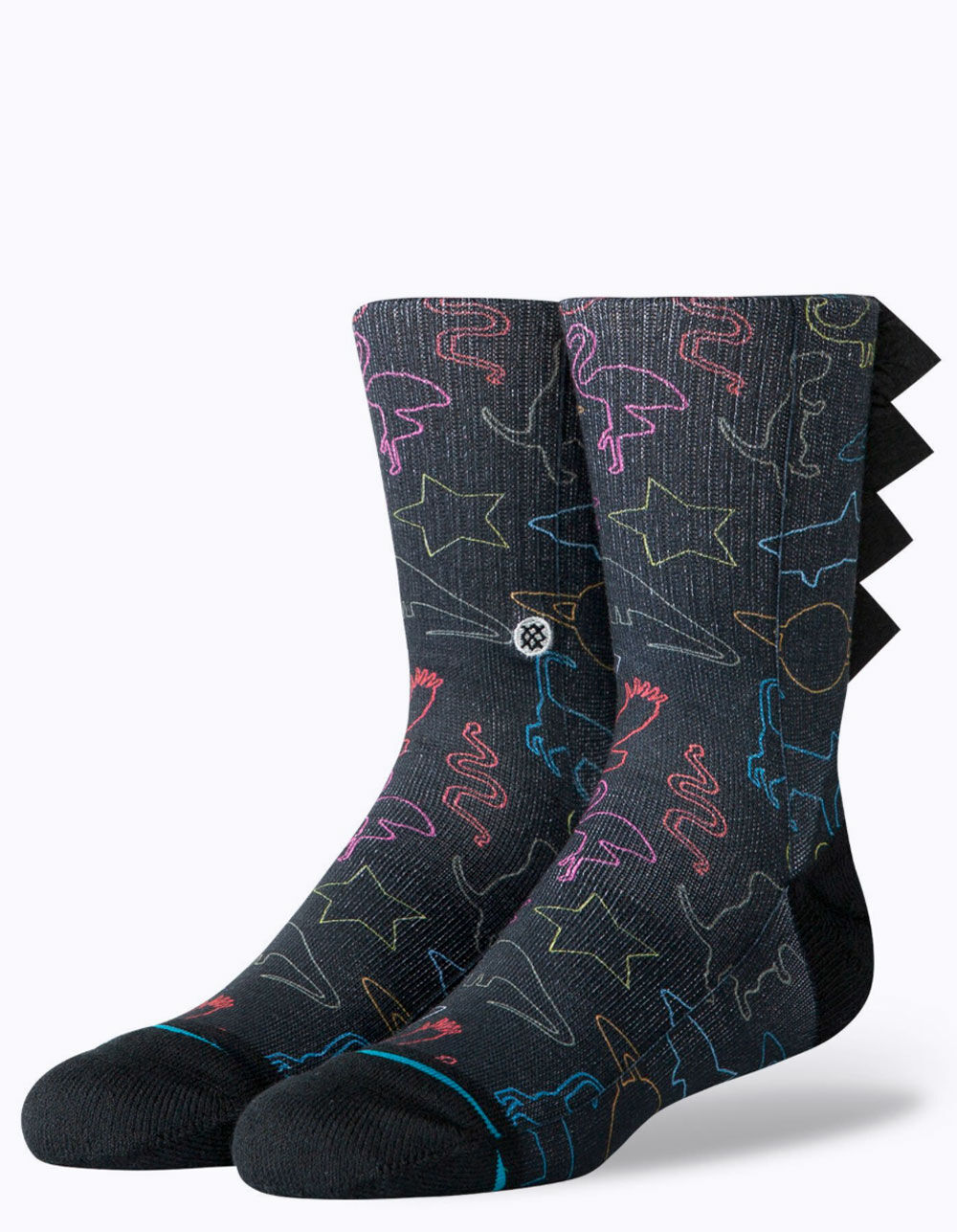 STANCE You Are Silly Kids Crew Socks