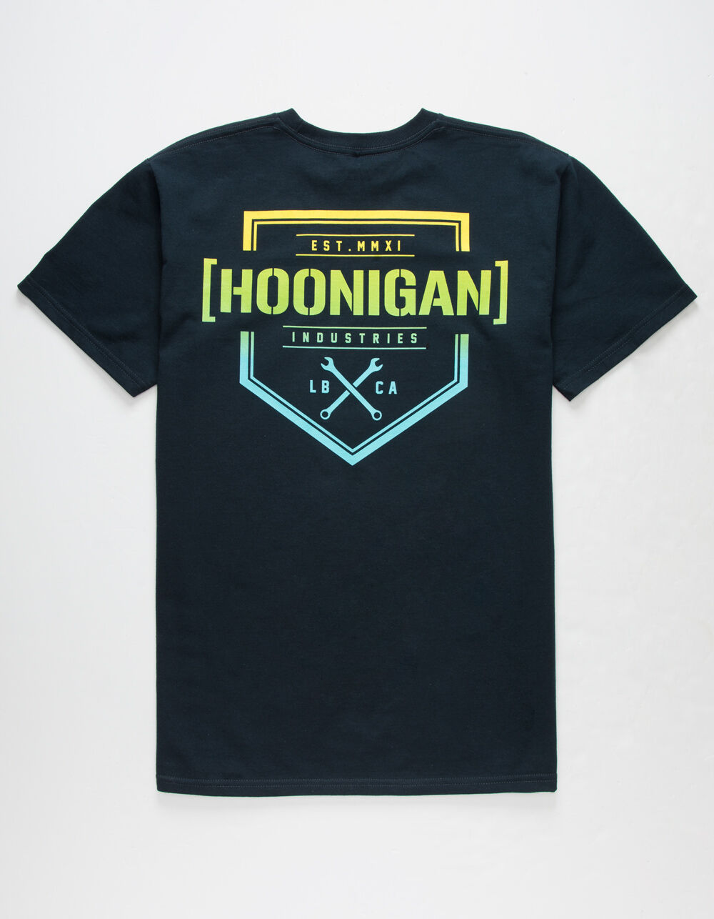 HOONIGAN Bracket Navy T-Shirt