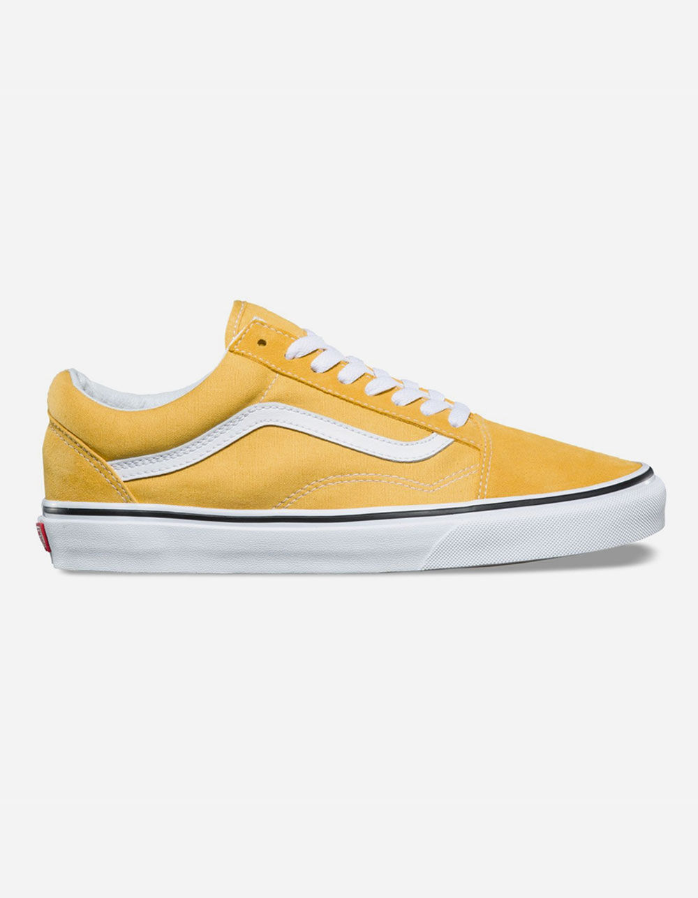 VANS Old Skool Ochre & True White Shoes