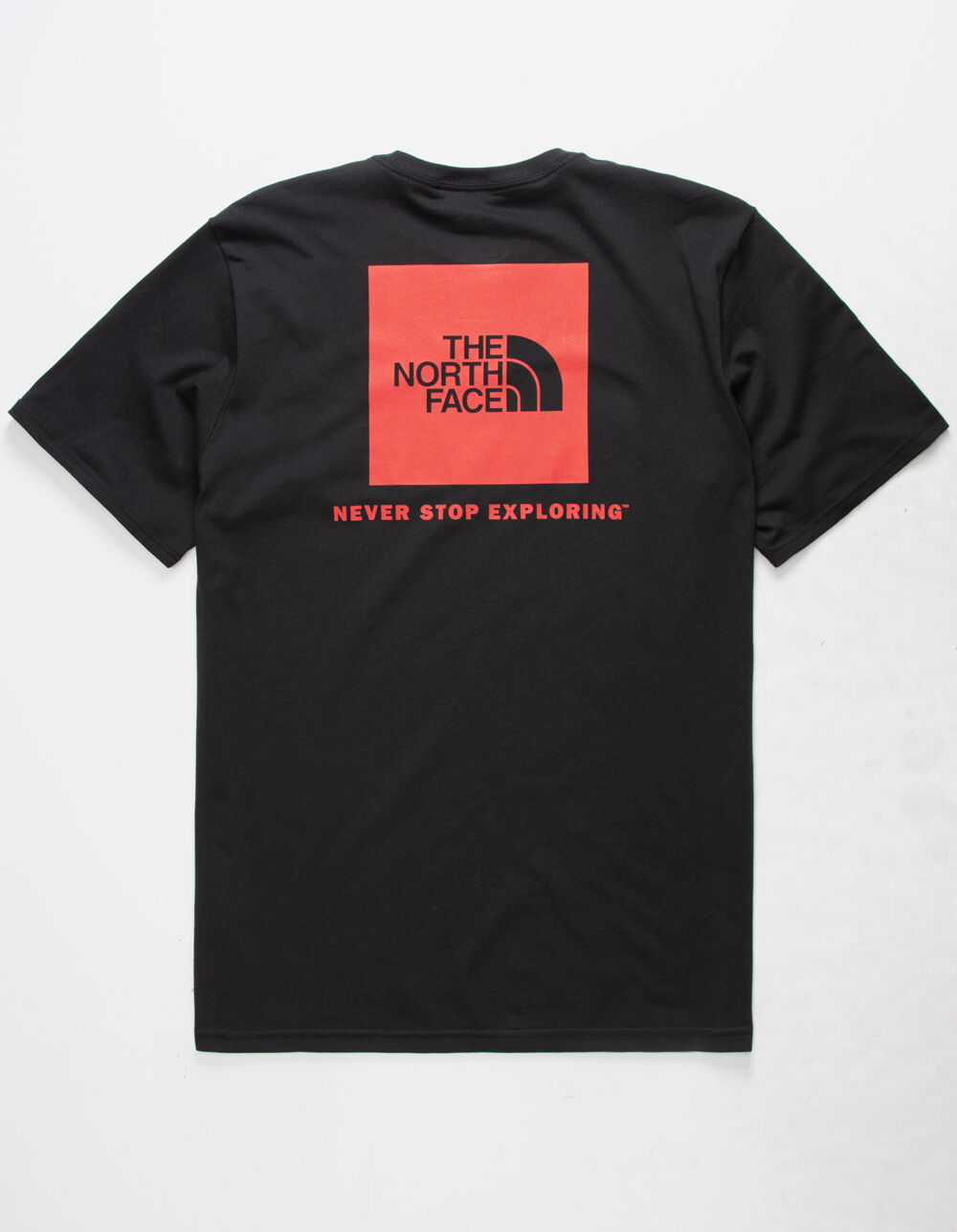 THE NORTH FACE Red Box Black T-Shirt