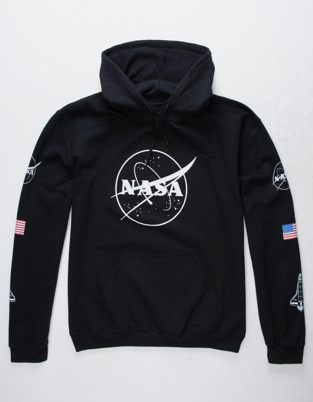 NEON RIOT NASA Logo Hoodie
