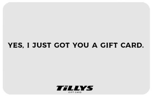 Select Color: Just a Gift Card
