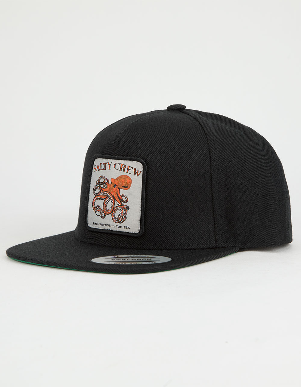 SALTY CREW Eight Legs Snapback Hat