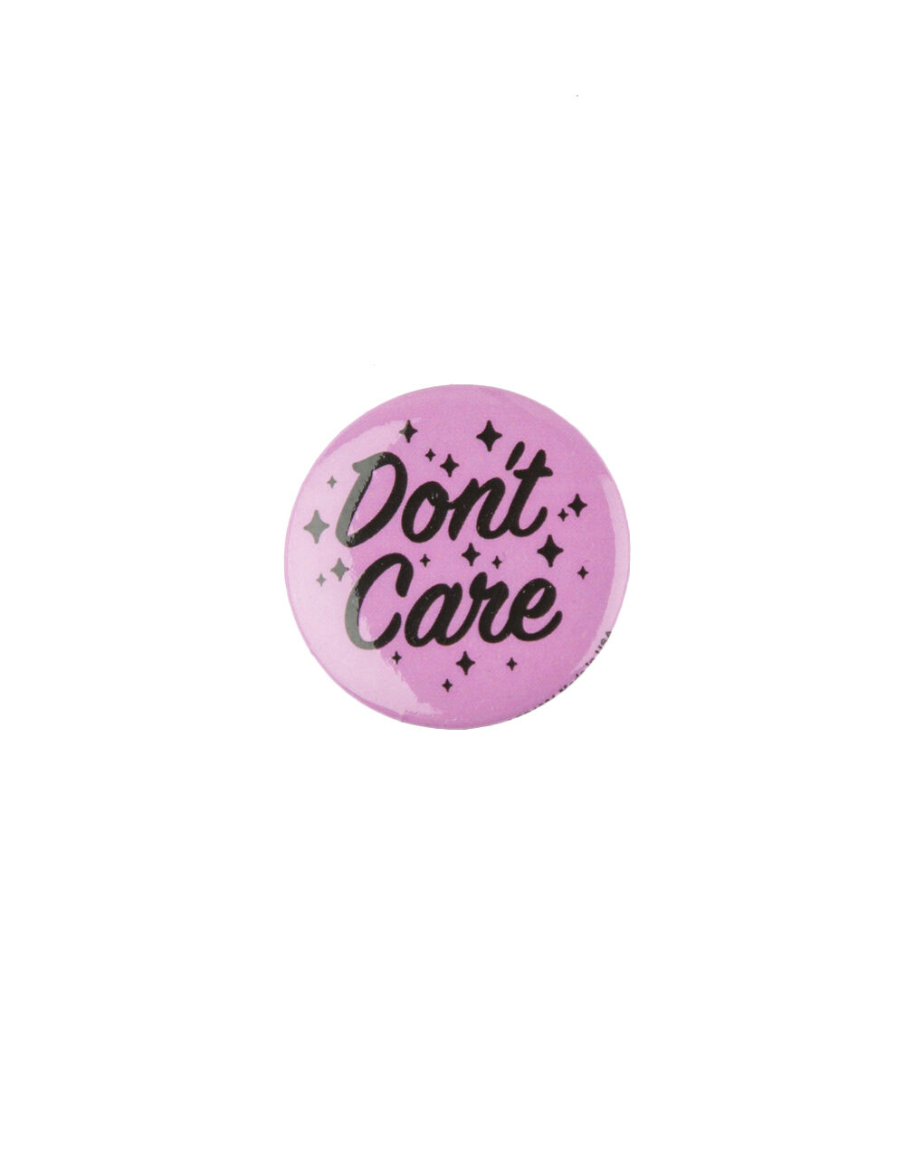 Image of DON'T CARE PIN