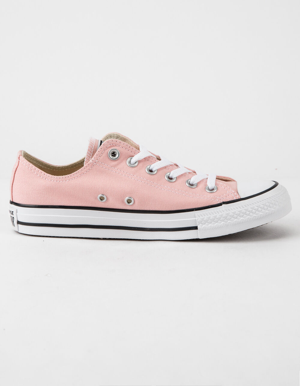 CONVERSE CHUCK TAYLOR ALL STAR STORM PINK LOW TOP SHOES