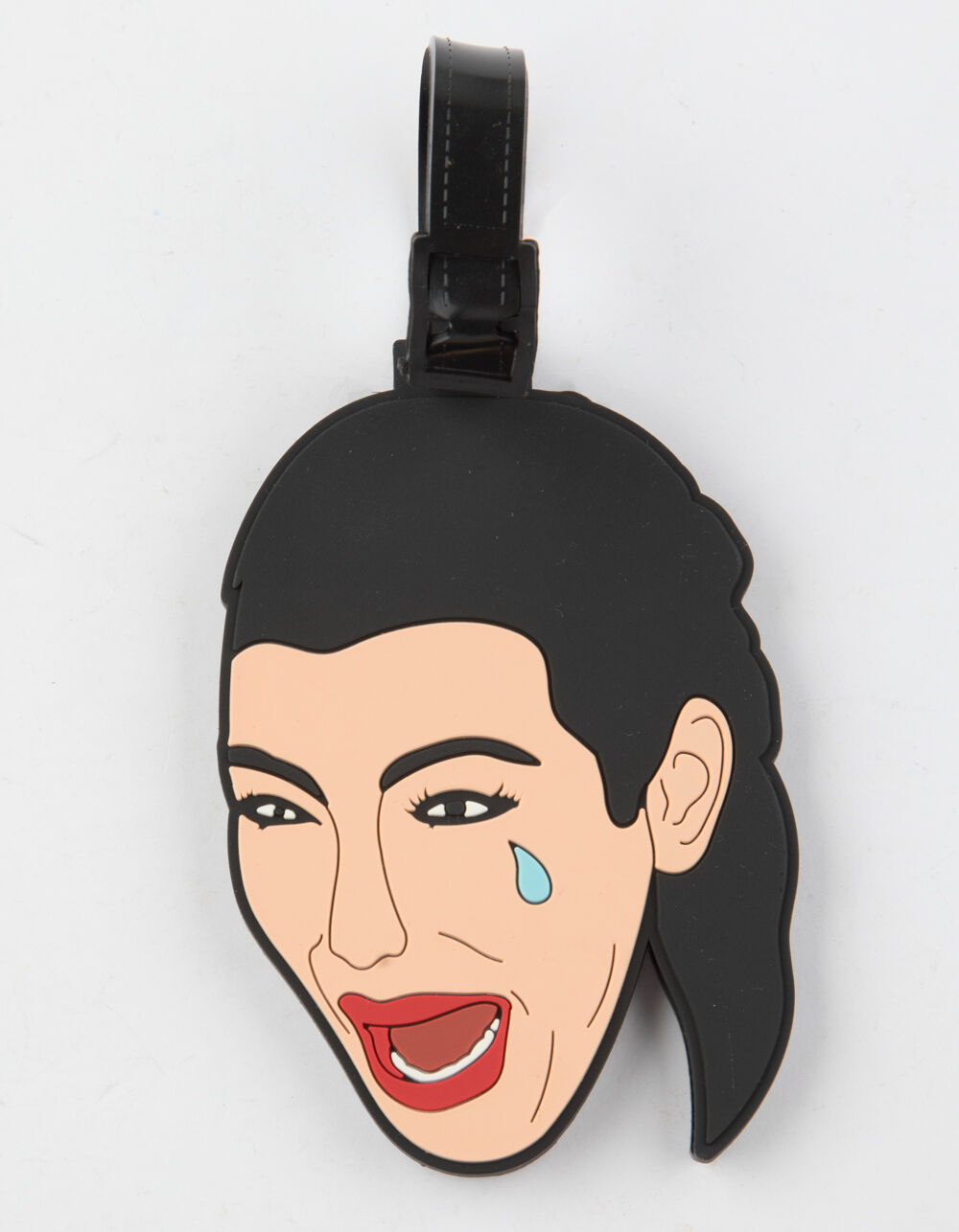 PRO AND HOP Crying Kim Luggage Tag