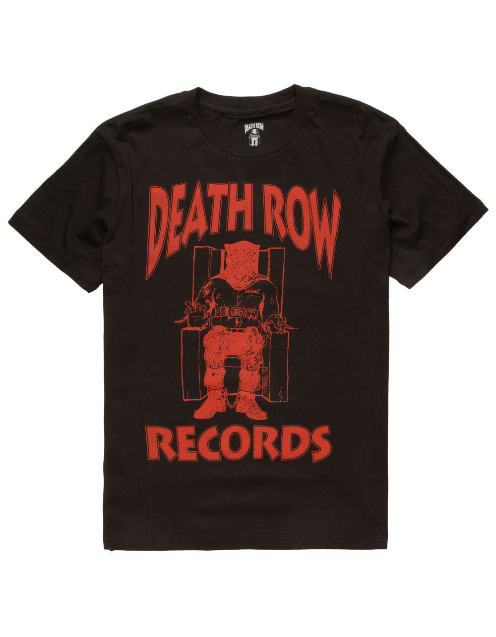 Image of DEATH ROW RECORDS LOGO T-SHIRT