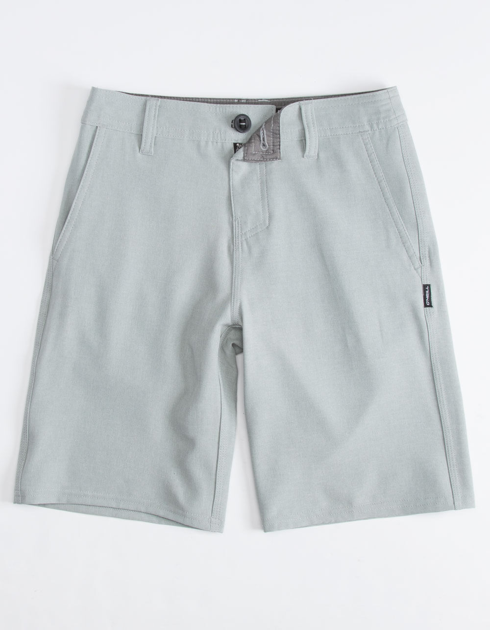 O'NEILL Reserve Light Gray Boys Hybrid Shorts