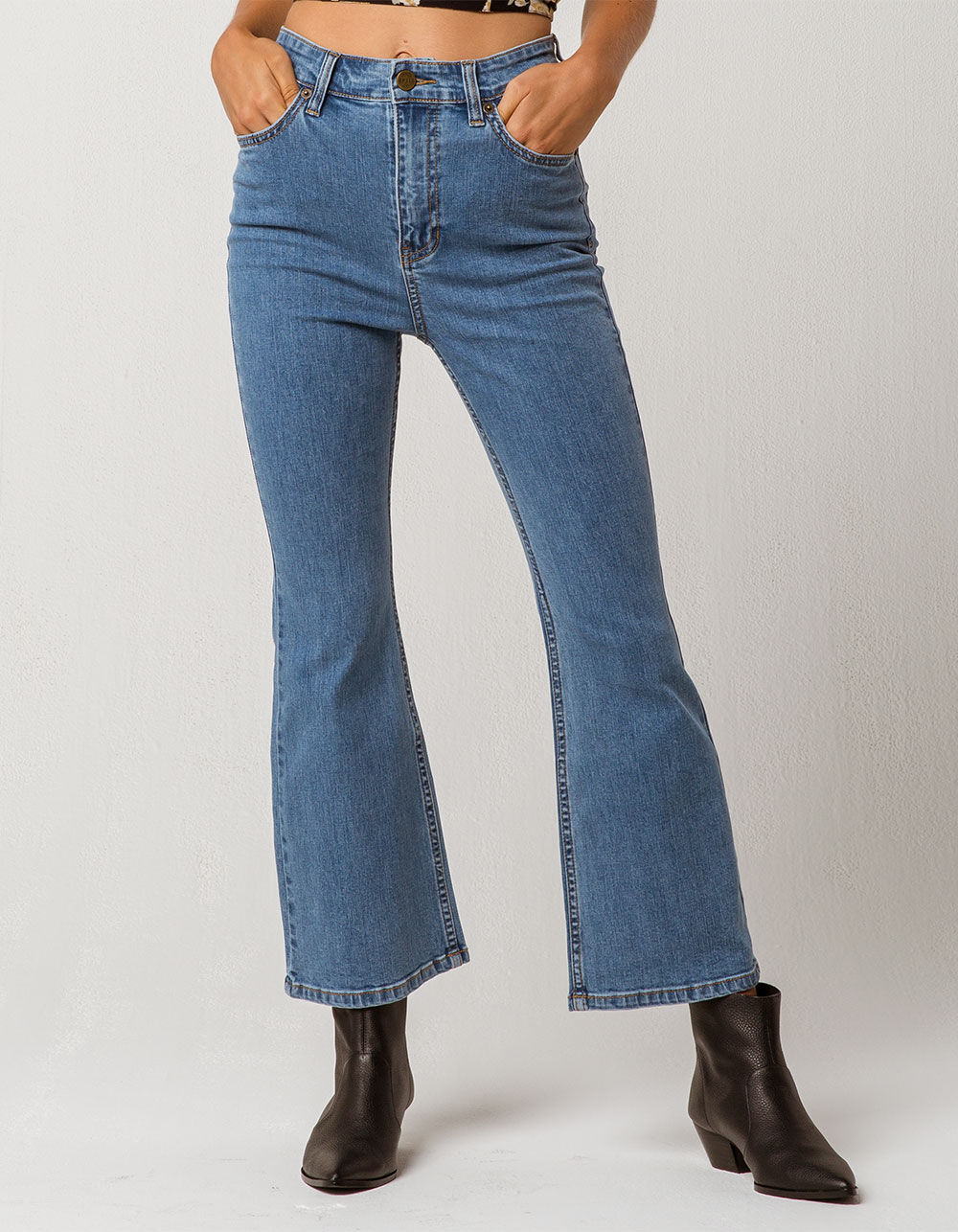 AMUSE SOCIETY Beach Boogie Flare Jeans