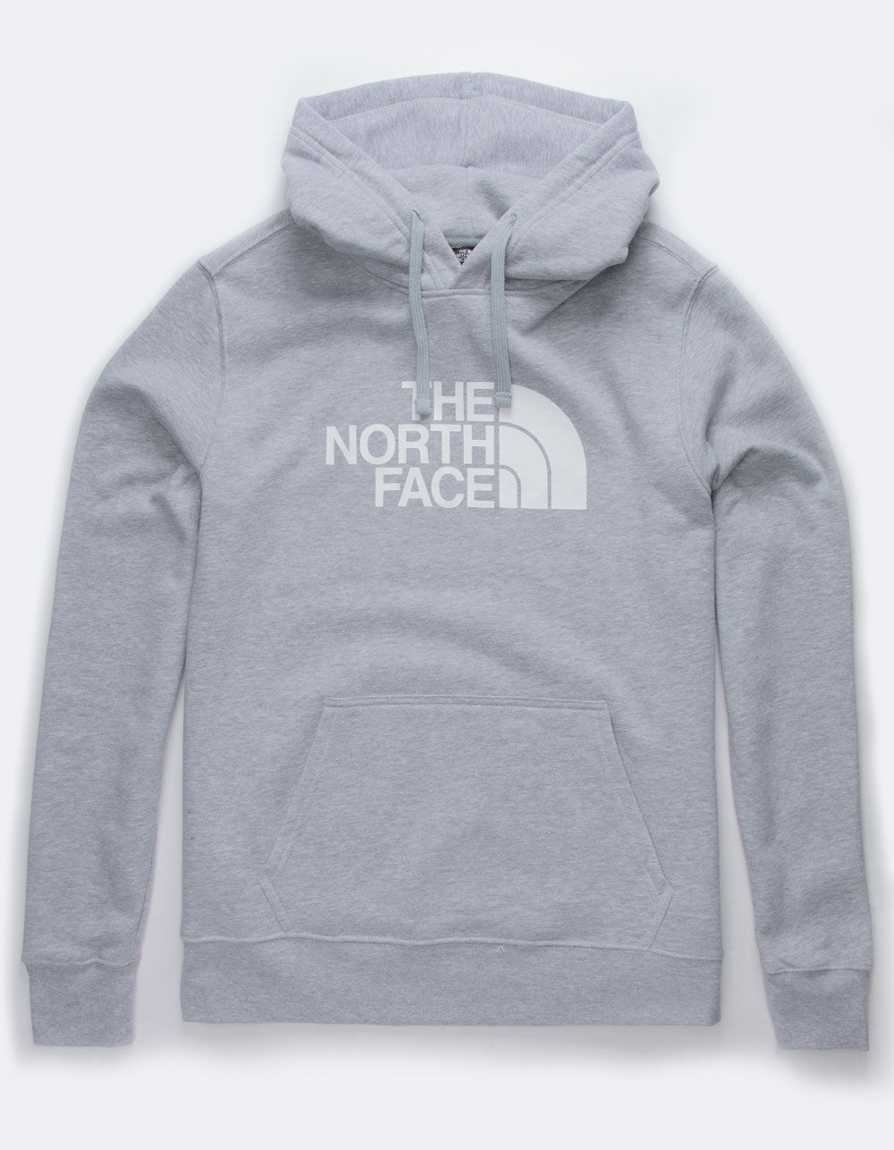 THE NORTH FACE Half Dome Heather Gray Hoodie