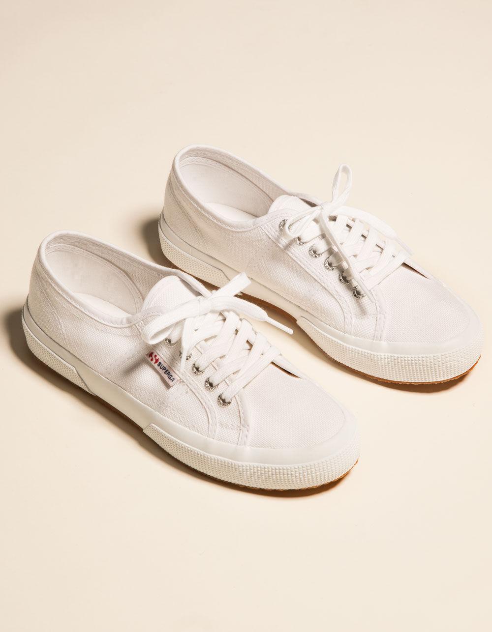 SUPERGA 2750 Cotu Classic White Shoes