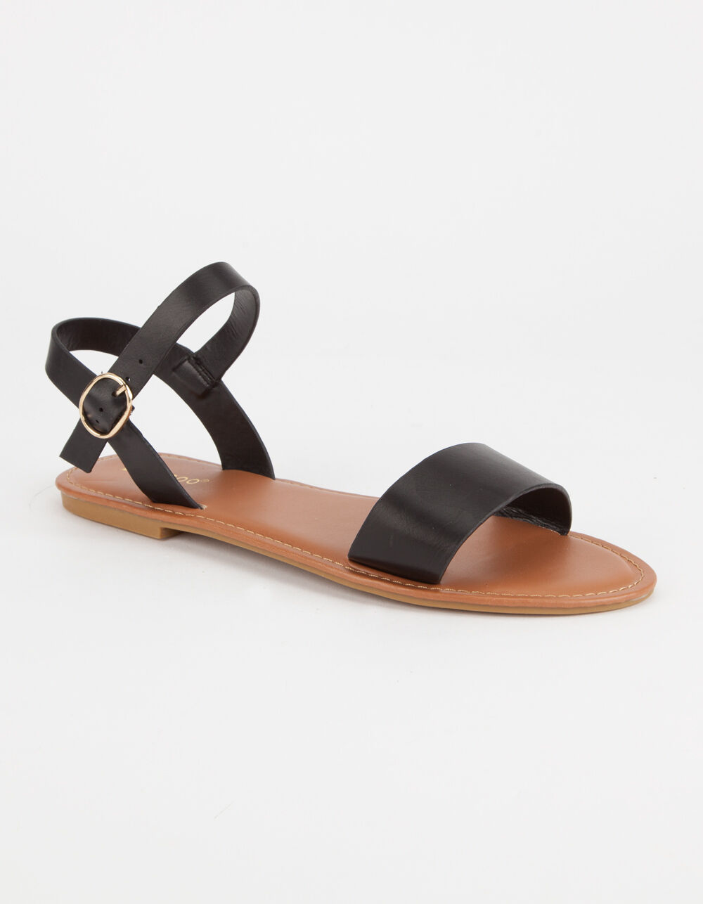 Image of BAMBOO ANKLE STRAP SANDALS