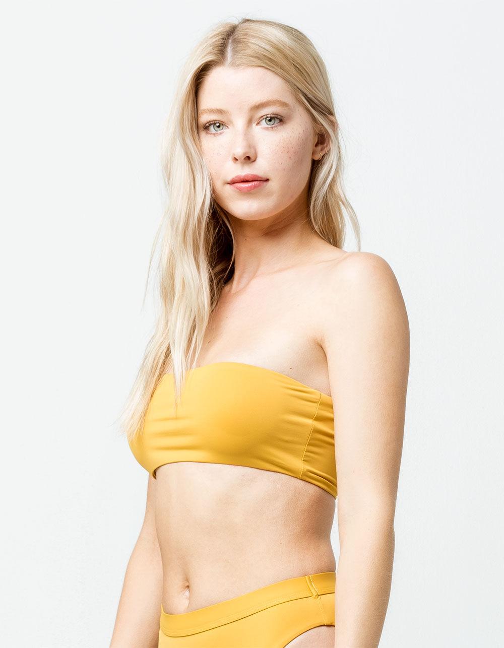 DIPPIN' DAISY'S Honey Bandeau Bikini Top