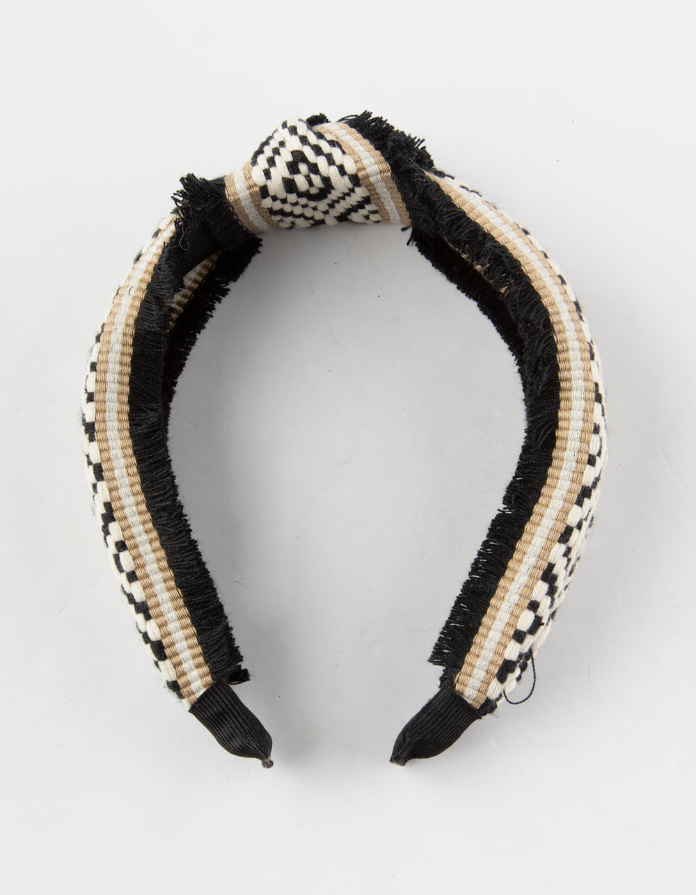 Image of DO EVERYTHING IN LOVE CARISSA BLACK HEADBAND