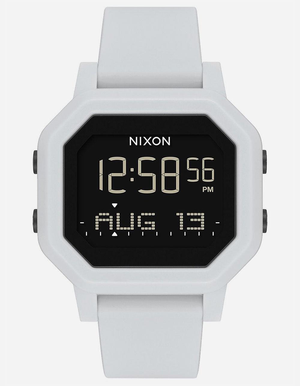 NIXON Siren White Watch