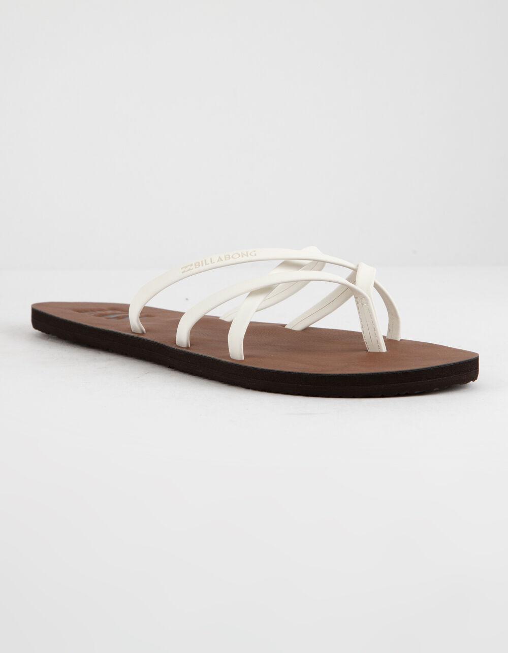 BILLABONG Paradise Cove White Sandals