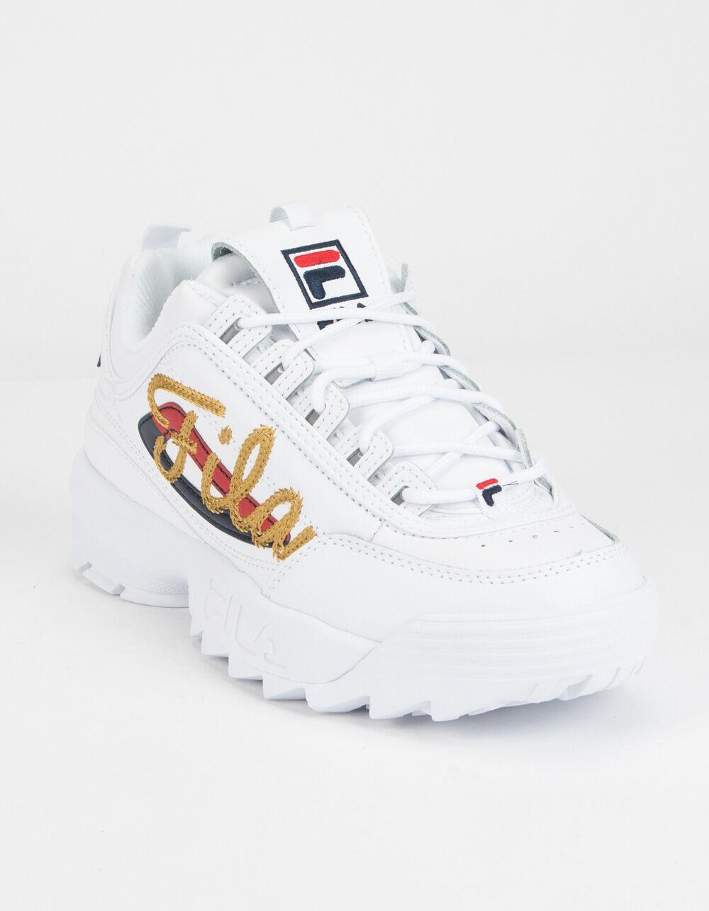 FILA Disruptor 2 Signature Shoes