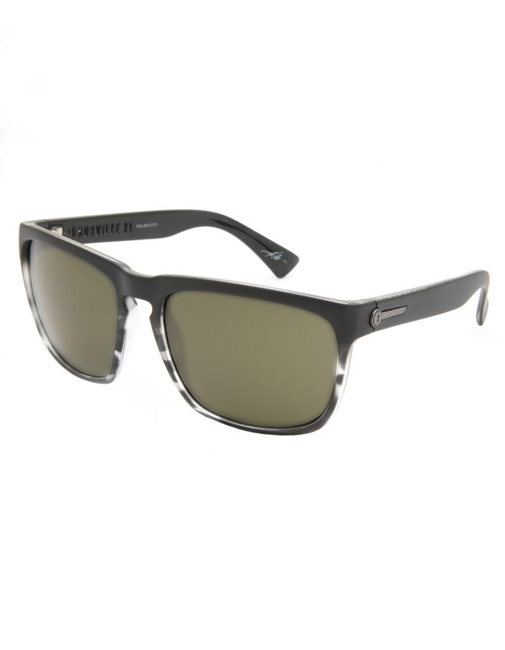 ELECTRIC Knoxville XL Darkstone Polarized Sunglasses