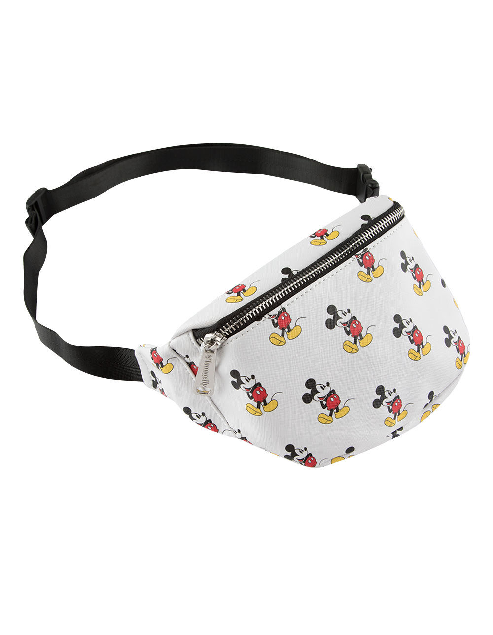 Image of LOUNGEFLY MICKEY FANNY PACK