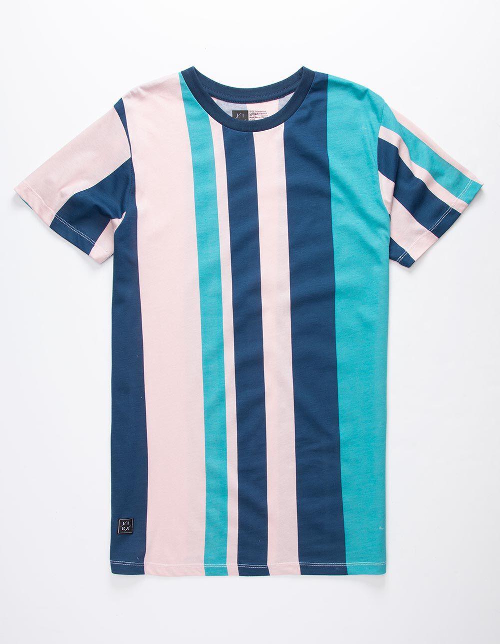 LIRA Volk Stripe T-Shirt